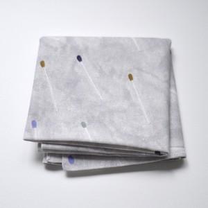 ハンカチ match / gray