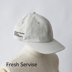 FreshService/フレッシュサービス・FreshService Loomer Fabric Cap