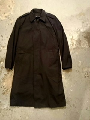"80's US NAVY ""ALL WEATHRE COAT"" N.O.S"
