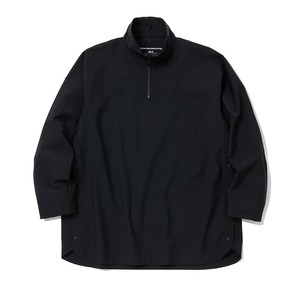 PULLOVER SHIRT -BLACK
