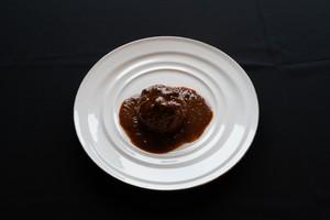 フランス産フォアグラ入りハンバーグ 1食