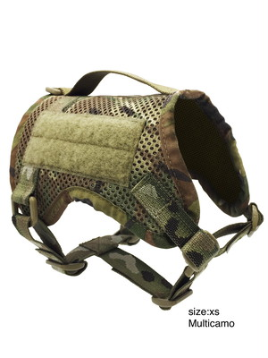 KILONINER (キロナイナー) M1 Tactical Dog Harness Mesh Body (ハーネス) XSサイズ