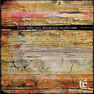 【te'】CD 音の中の『痙攣的』な美は、観念を超え肉体に訪れる野生の戦慄。