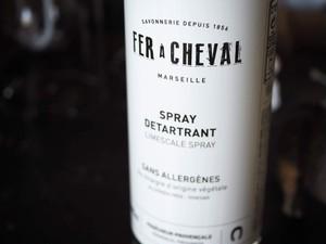 液体洗剤(水あか除去ライムスケールリムーバー) FER A CHEVAL