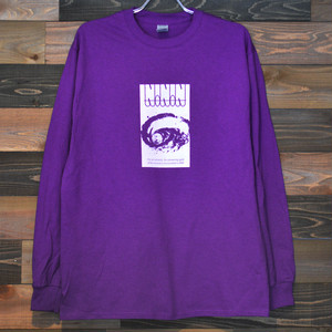"""not need a name """"DNA L/S"""" PURPLE"""
