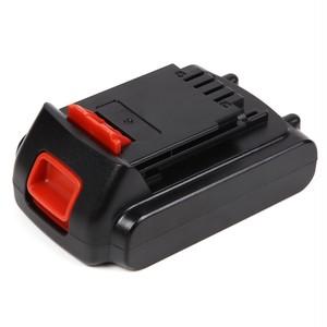 ブラックアンドデッカー(BLACK+DECKER) 互換 リチウムイオンバッテリー 18V 2.0Ah BL2018