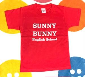 SUNNY BUNNY Tシャツ (子ども用)
