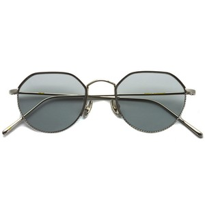 A.D.S.R. / TIPSY02[c] ティプシー / Silver - Gray lenses シルバー-ライトグレーレンズ サングラス