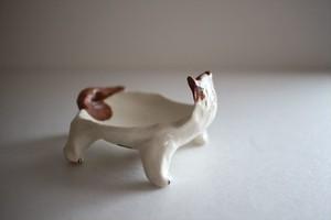 室井雑貨屋(室井夏実)|背中が皿 猫