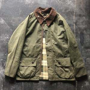 yoused Barbour Remake Jacket (olive  36)