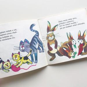 チェコ絵本「Mladata」1981年 古書