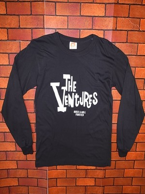 THE VENTURES 70'S T-SHIRTS (ONE WASH)