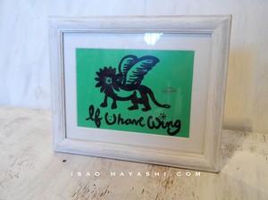 Flowerman wings