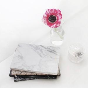 stone notebook 4colors / ストーンノートブック マーブル 韓国雑貨