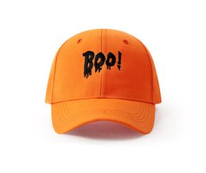 [売れ筋]Booデザインオレンジキャップ
