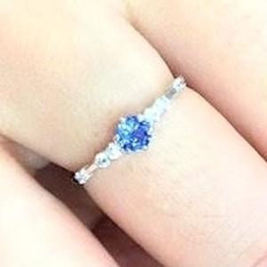 誕生石リング|タンザナイト|12月|リング|婚約指輪