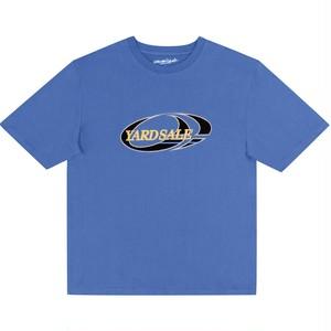 YARDSALE / SLAYTER TEE -BLUE-