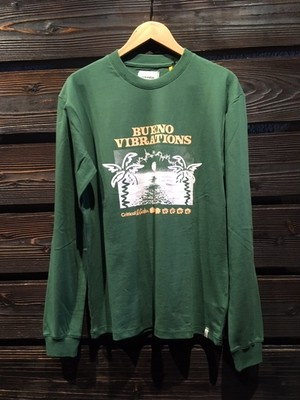Critical Slide  BUENO TEE L.S  Dark Forest  Mサイズ  TE2023