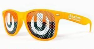 ULTRA サングラス(オレンジ)