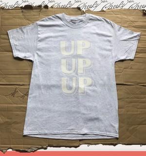 UP Tシャツ / アッシュ