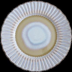 crystal dinner plate /  クリスタル ディナープレート 27cm