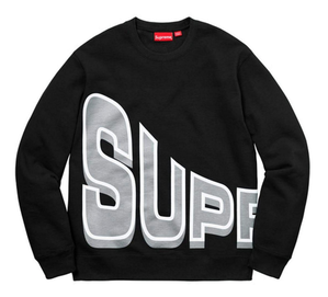 Supreme Side Arc Crewneck