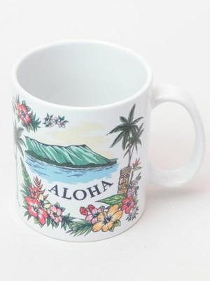 ハワイヴィンテージマグ