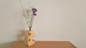 木製 一輪挿し 青森ひば Ⅵ