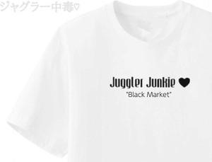 ジャグ中♥Tシャツ