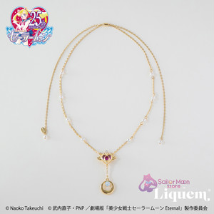 Sailor Moon store x Liquem / クライシス・ムーン・コンパクト ラリエットチョーカー