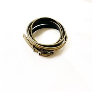 YVESSAINTLAURENT / Leather Bracelet