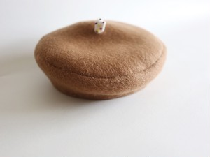 『スコヤットロ』(赤ちゃんのベレー帽)
