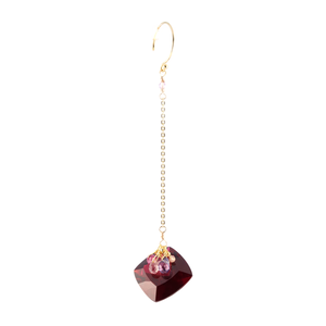"loose stones_pierce ""ruby"""