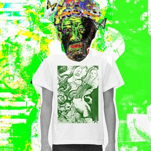 売り尽くしセール‼︎カニバ公開記念・試作Tシャツシリーズ(極小部数)『無本松の一政シリーズ②』L・Mサイズ
