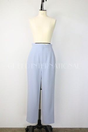 [予約商品][送料無料] GREED(グリード) Double Stretch Cloth Pants 秋冬物新作[7月-8月頃入荷予定]
