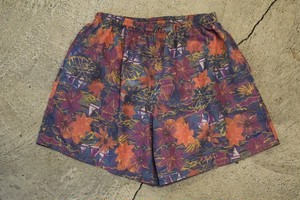 USED L.L.Bean Nylon shorts M/L made in USA  P0446