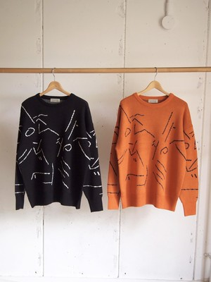 COMFORTABLE REASON, Automatism Knit