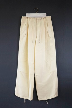 pelleq - front string big trouser