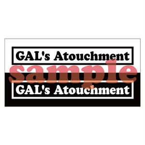 【Gal's Atouchment】ステッカー
