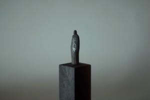 (013)wood figure-mini台付_009