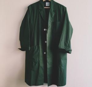 ドクターコート グリーン  ユニフォーム Whyte Coat Dr.Thompson(deep green)