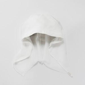 G-03 泉州綿紗 作業頭巾 白 (旧