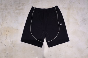 STARTER BLACK LABEL WARMUP SHORTS blk