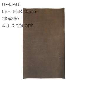 ITALIAN LEATHER (M 210X360) 1.6mm
