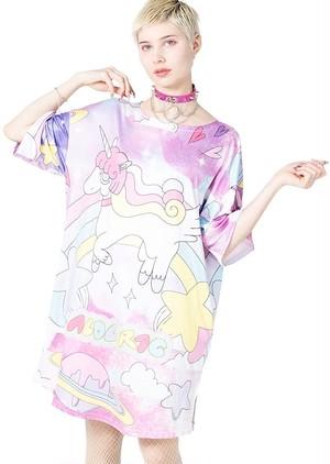 【Newバージョン】ユニコーンTシャツ 2色