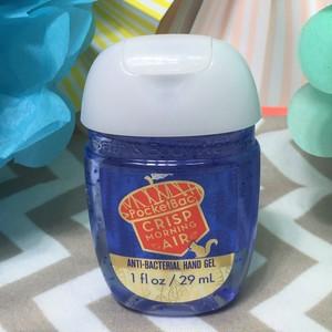 Bath&BodyWorks(バス&ボディワークス)-Anti Bacterial Hand Gel-ハンドジェル-クリスプモーニングエアー