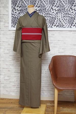 IKSコレクション単衣レディース着物 カラーデニム GR