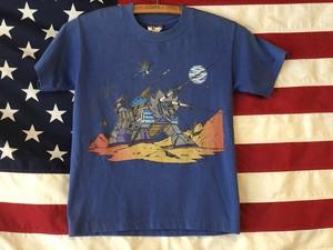 Kids 80s Tシャツ ビンテージ ゾイド 子供服