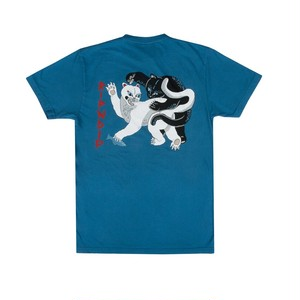 RIPNDIP - Brawl Tee (Harbor Blue)