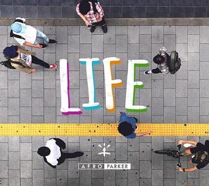 "2nd album ""LIFE"""
